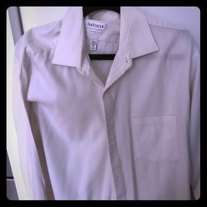 Van Hausen button down white shirt